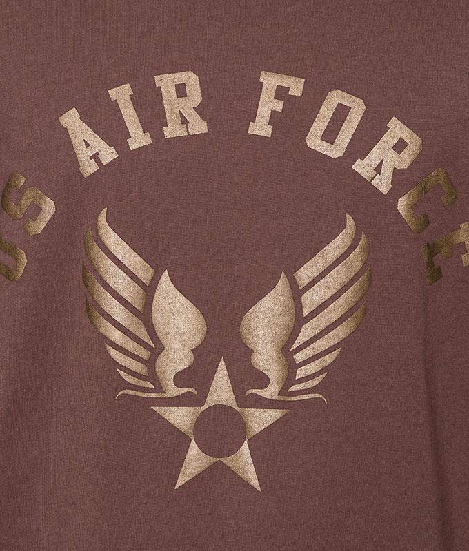 เสื้อยืด Air Force Printed