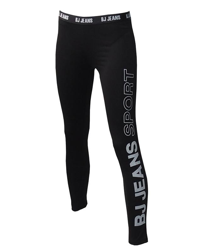 กางเกงขายาว Sport  ออกกำลังกาย สีดำ