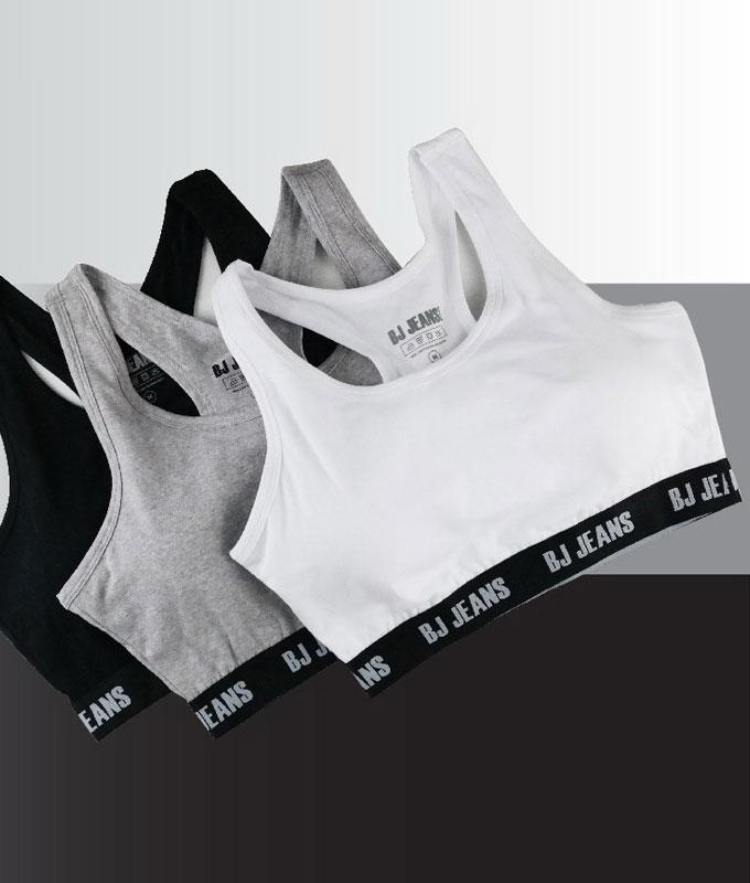 เสื้อชั้นใน Sport Bra สีดำ