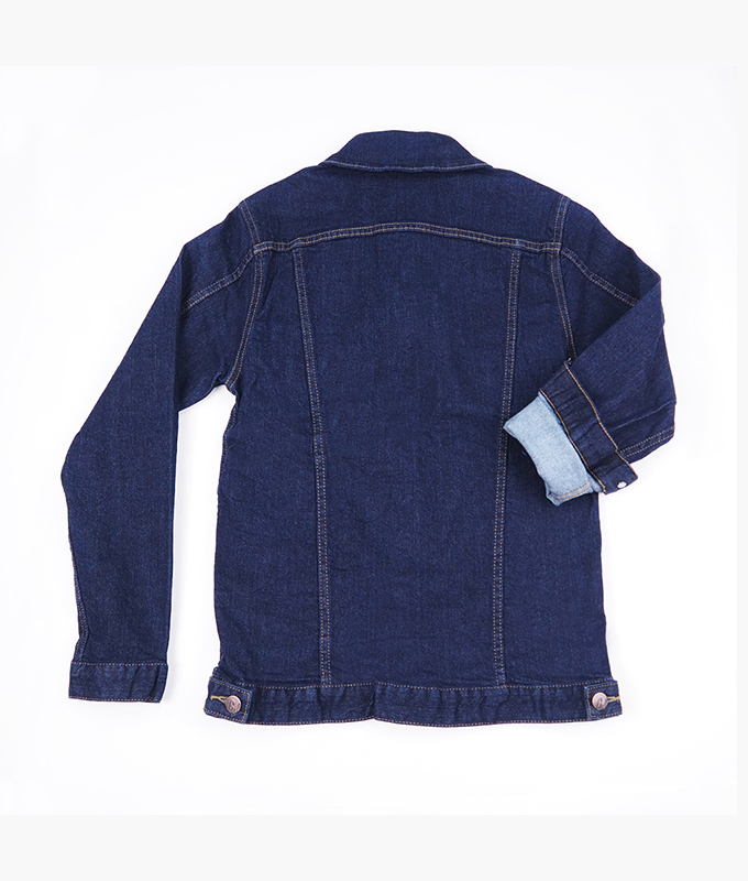 เสื้อแจ็คเก็ตยีนส์ รุ่น BJYJ-1013