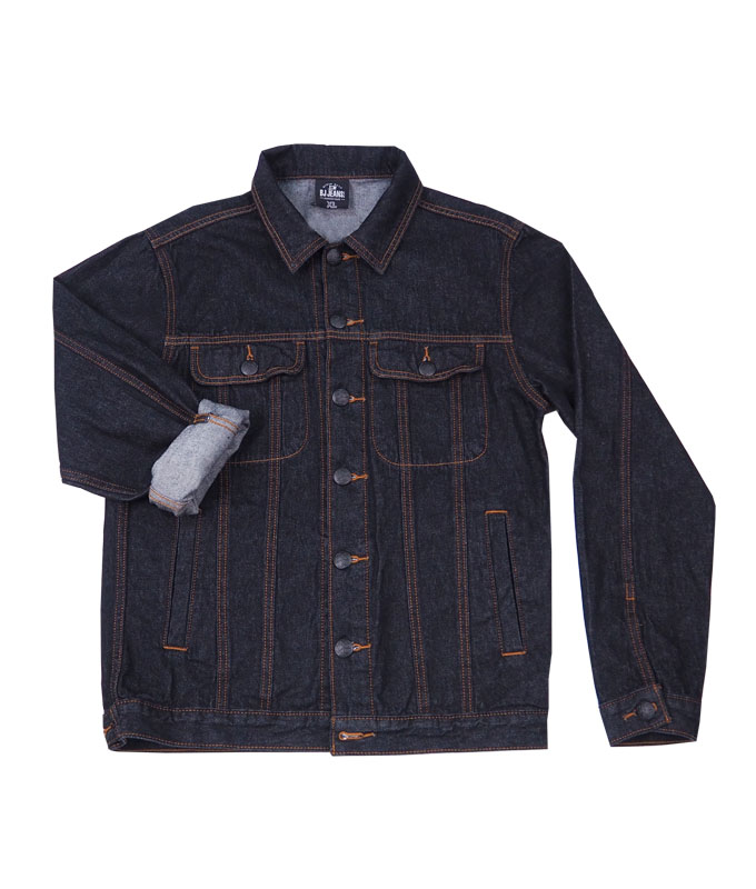 เสื้อแจ็คเก็ตยีนส์ รุ่น BJJK-1488
