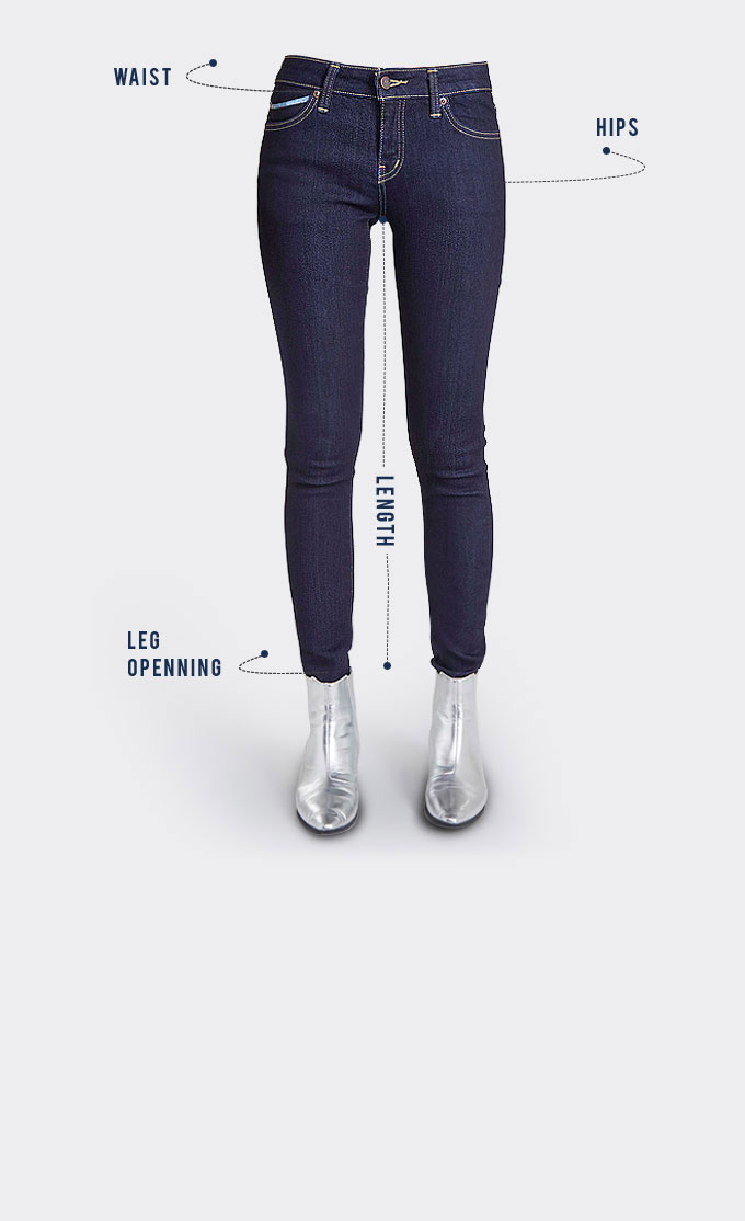 Womens Fit Guide - Bj Jeans-9362