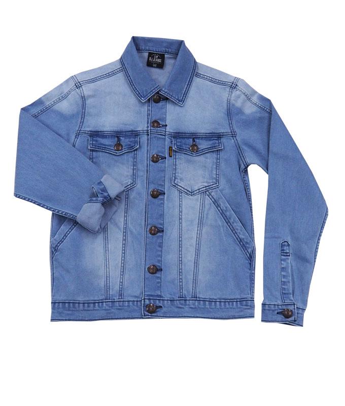 เสื้อแจ็คเก็ตผู้ชายแขนยาว รุ่น BJJK-1489