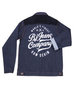 BJ Jeans New Collections Jacket Jeans UV รุ่น BJJK-1513