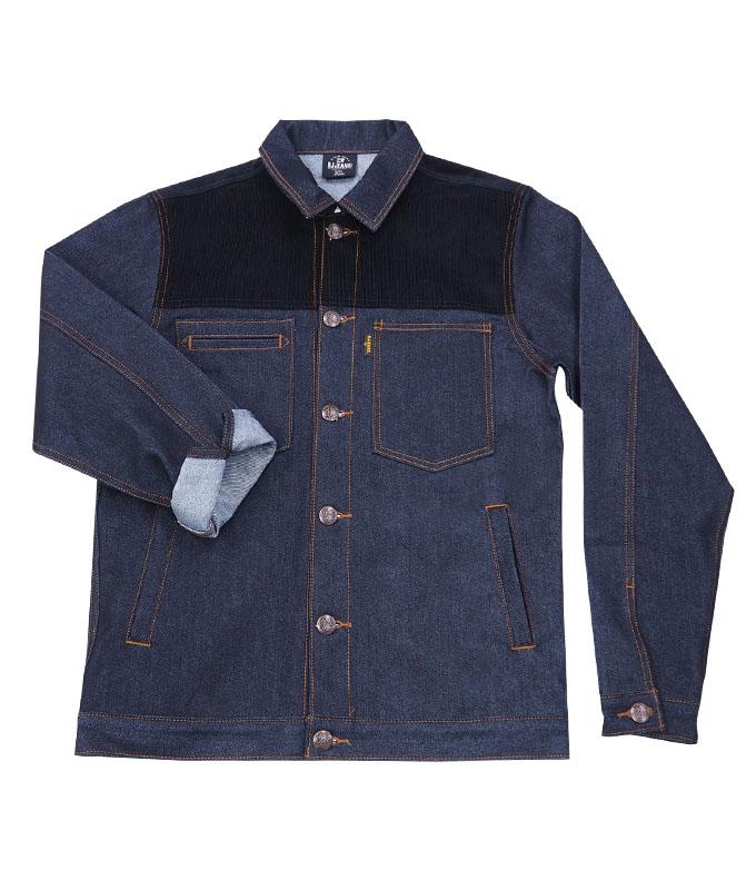 BJ Jeans New Collections Jacket Jeans UV รุ่น BJJK-1513