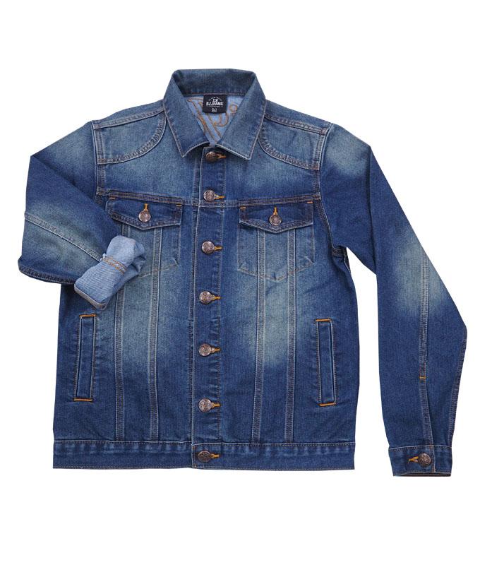 New Collections Jacket Jeans UV รุ่น รุ่น BJJK-1515