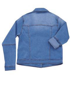 เสื้อแจ็คเก็ตยีนส์ผู้หญิงแขนยาว รุ่น BJYJ-1487