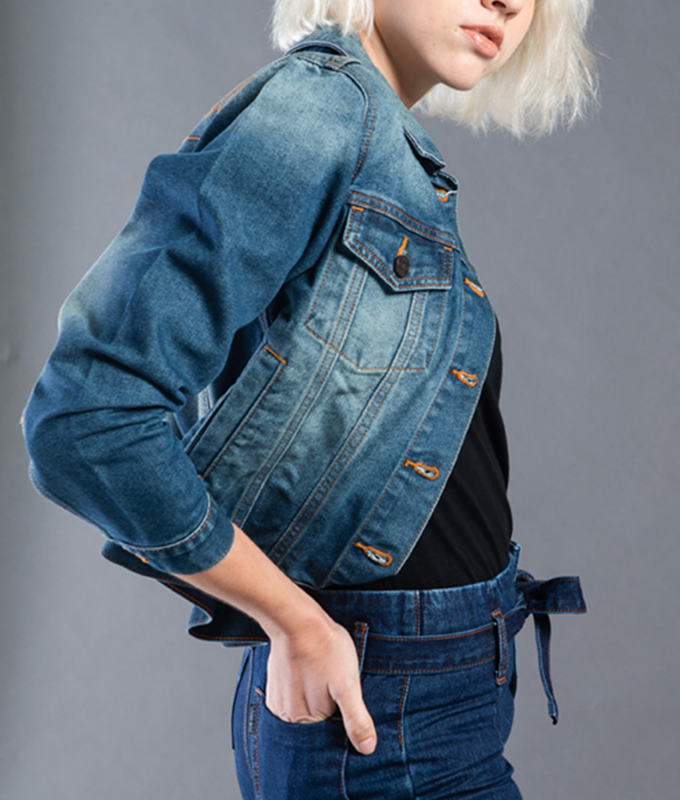 New Collections Jacket Jeans UV รุ่น BJYJ-1516