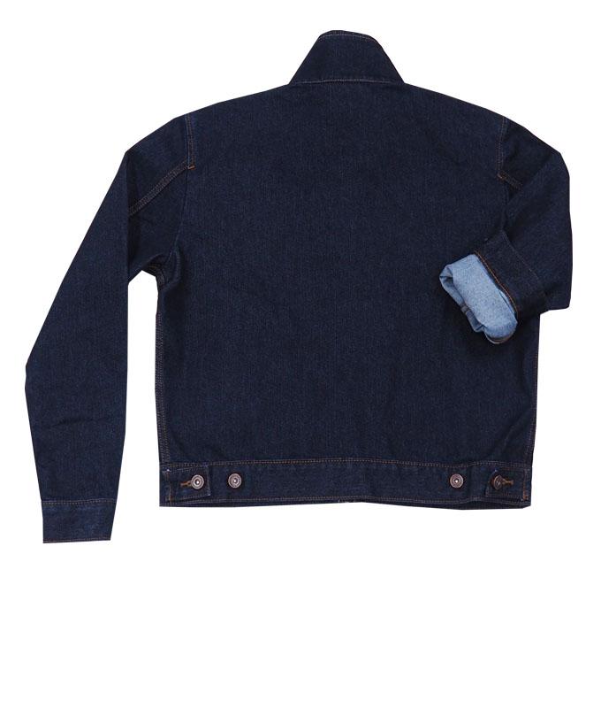 BJ Jeans New Collections Jacket Jeans UV รุ่น BJJK-1538