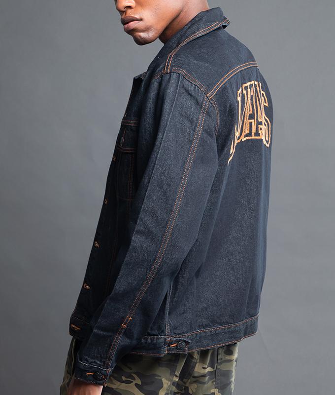 New เสื้อแจ็คเก็ตผู้ชายแขนยาว รุ่น BJJK-1488