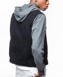New เสื้อแจ็คเก็ตผู้ชายแขนยาว รุ่น JJMGF-5063