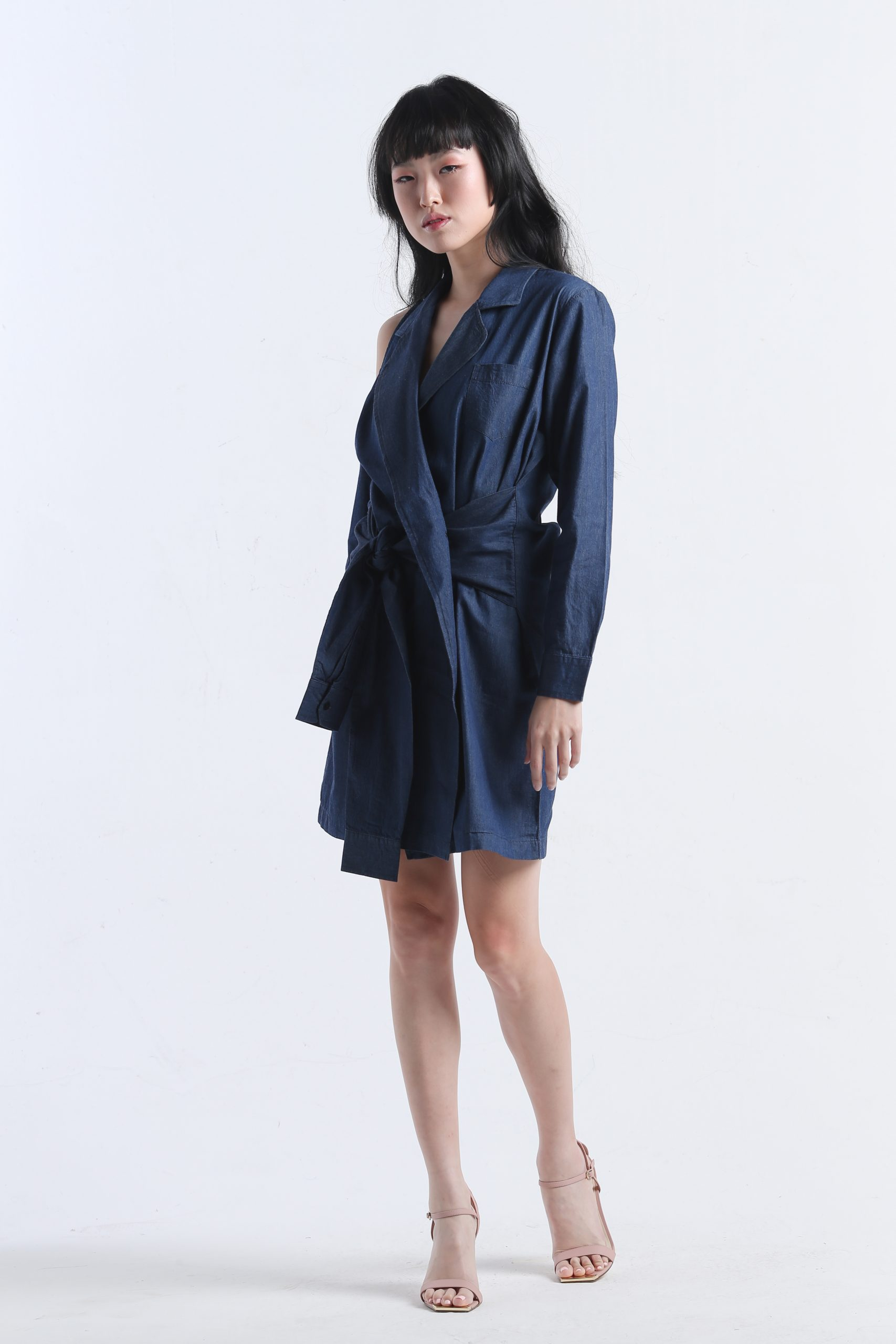 BJ JEANS Dress ผู้หญิงรุ่น EJLGF-0134