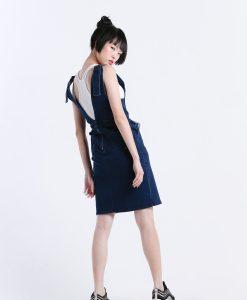 BJ JEANS Dress ผู้หญิงรุ่น EJLOF-5083