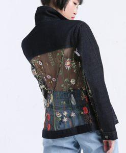 BJ JEANS เสื้อแจ็คเก็ตผู้หญิงรุ่น JJLGF-5081