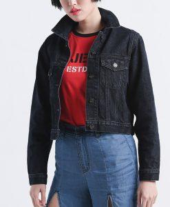BJ JEANS เสื้อแจ็คเก็ตผู้หญิงรุ่น JJLGB-5079