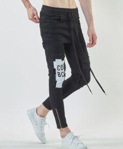 BJ JEANS กางเกงยีนส์ รุ่น CODE BLACK : PJMKH-5060