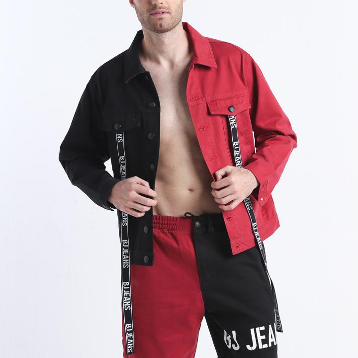 New arrival เสื้อแจ็คเก็ตผู้ชายแขนยาว รุ่น JCMGF-5089